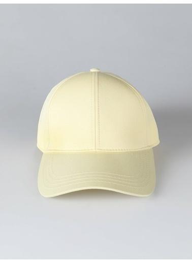 Colin's Colin'S Modern Fit  Kadın Şapka Sarı